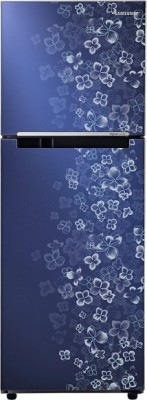 Samsung 253 L Frost Free Double Door Refrigerator available at Flipkart for Rs.22500