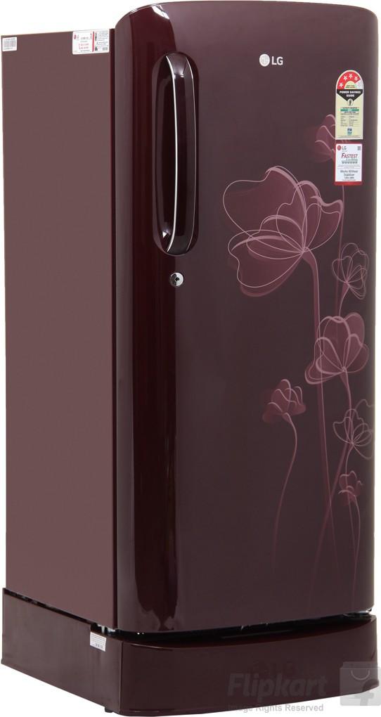 LG GL D201ASHL 190Ltr Single Door Refrigerator