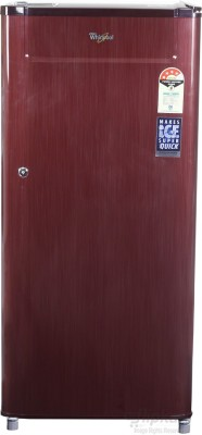 Whirlpool 205 Genius CLS Plus 4S 190 Litres Single Door Refrigerator (Titanium)