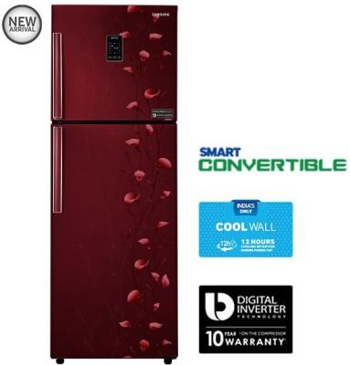 Samsung-RT34K3983SZ-318-Litre-Double-Door-Refrigerator