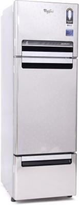 Whirlpool FP 283D PROTTON Royal (Steel Knight) 260 Litres Triple Door Refrigerator