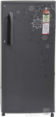 LG GL-B191KSOP/KCOP 188 Litres 4S Single Door Refrigerator (Ornate)