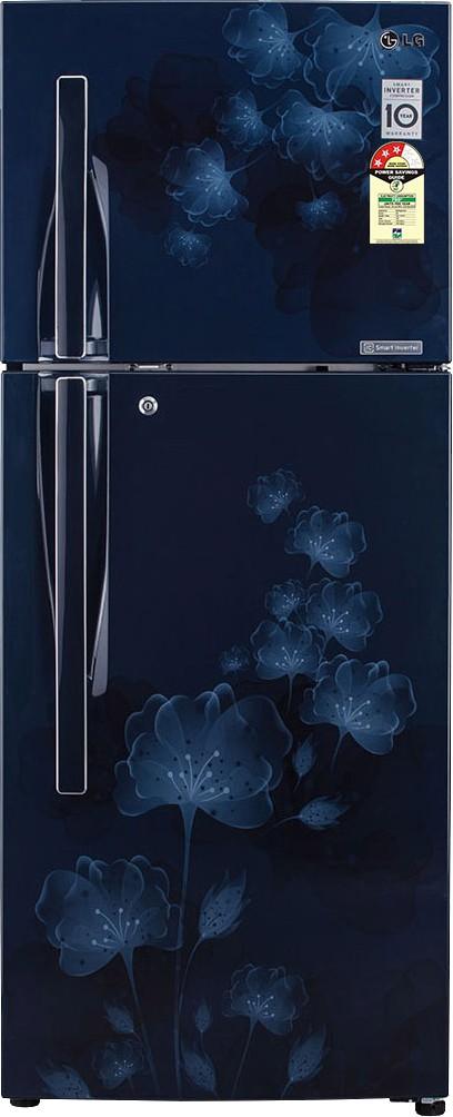 LG GL D302JMFL 285Ltr Double Door Refrigerator