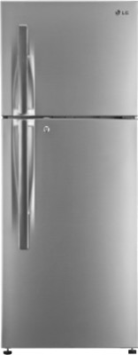 LG GL-T372HPZM 335L Frost Free Double Door Refrigerator