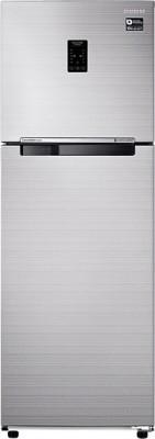 SAMSUNG 275 L Frost Free Double Door Refrigerator(RT30K3723S8, ELEGANT INOX)