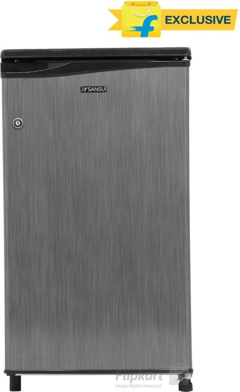 sansui 80 l direct cool single door fdwsc091p silver