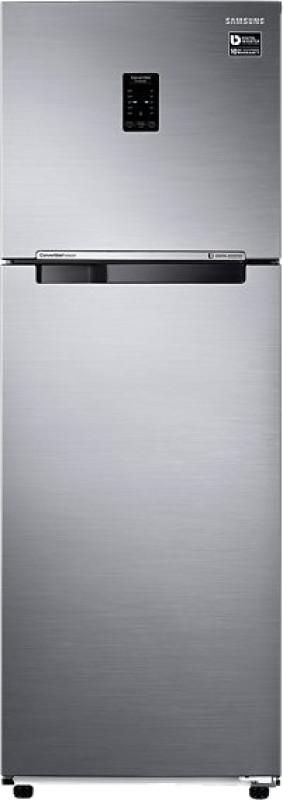 SAMSUNG 321 L Frost Free Double Door Refrigerator RT34K3753SP