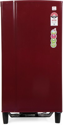 Godrej 185 L Direct Cool Single Door Refrigerator (RD EDGE 185 CW 4.2, Wine Red)