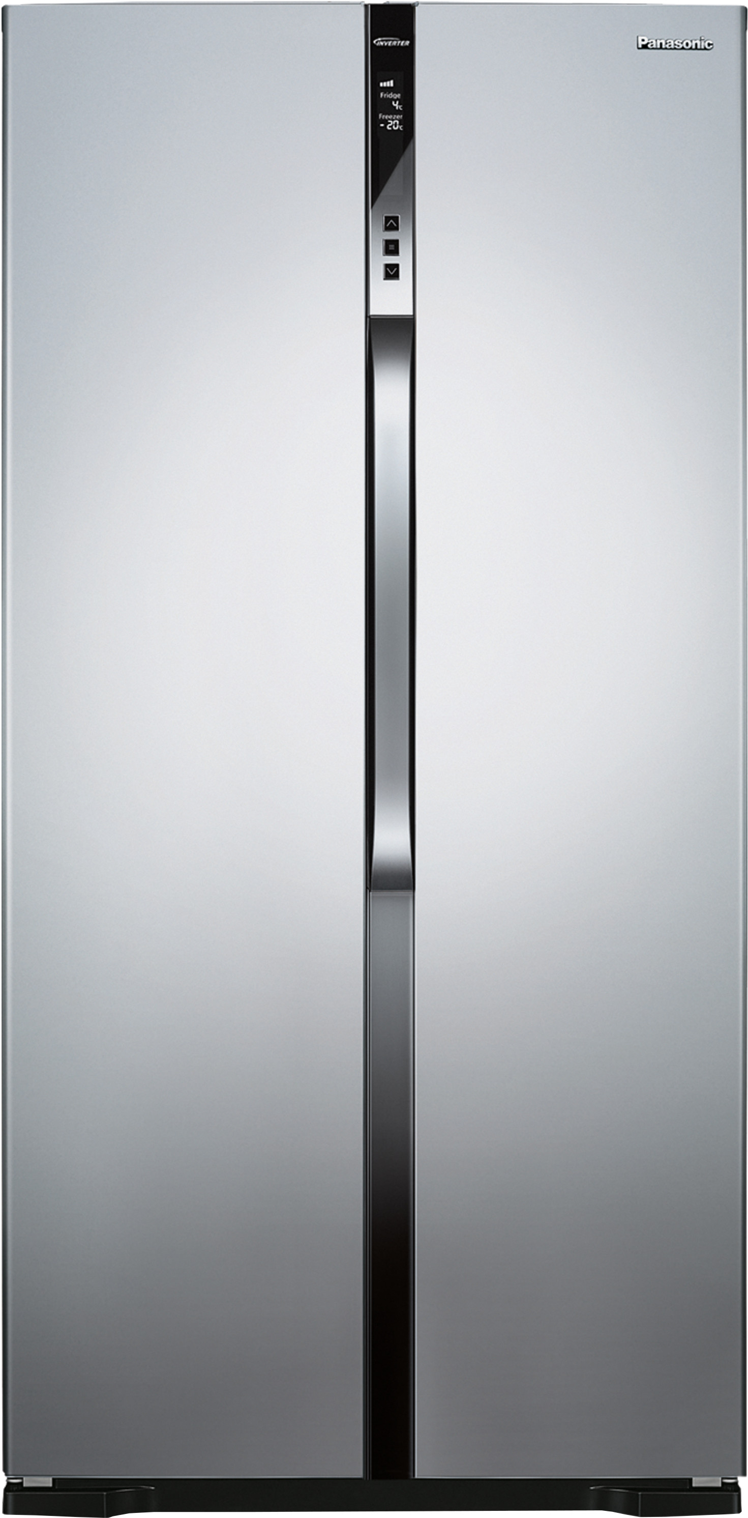 View Panasonic NR-BS63VSX2 630 L Side by Side Refrigerator  Price Online