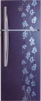Godrej 261 L Frost Free Double Door Refrigerator(RT EON 261 P 3.4, Denim Petals)