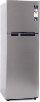 Samsung RT30K3753SP/HL 3S 275 Litres Double Door Refrigerator (Platinum Inox)