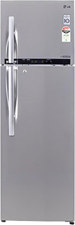 LG GL-D402HNSL 360 L Double Door Refrigerator   Refrigerator  (LG)