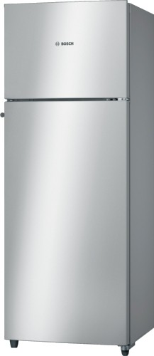 View Bosch 348 L Frost Free Double Door Refrigerator(KDN43VS20I, Silver) Price Online(Bosch)