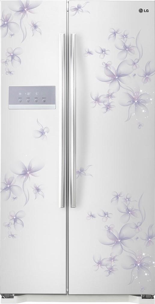 LG GCB 207 GPQV 581 L Side by Side Refrigerator (LG)  Buy Online