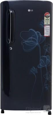 LG GL-B201AMHP/ASHP/AGHP 190 Litres 4S Single Door Refrigerator (Heart)
