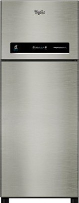 Whirlpool PRO 355 ELT 2S (Steel) 340 Litres Double Door Refrigerator