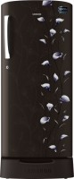 Samsung 192 L Direct Cool Single Door Refrigerator(RR19K282ZBZ, Tender Lilly Black, 2016)