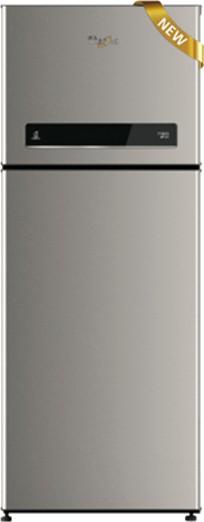 Whirlpool 292 L Frost Free Double Door Refrigerator(NEO DF305 ROY PLUS 4S, Alpha Steel, 2017)   Refrigerator  (Whirlpool)