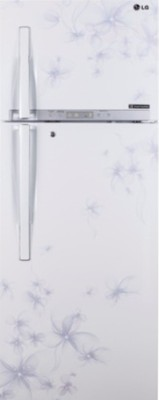 LG GL-U372HDWL 335L Frost Free Double Door Refrigerator