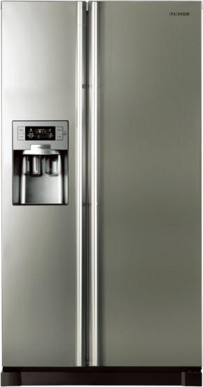 View Samsung 21HUTPN1 585 L Side by Side Refrigerator  Price Online
