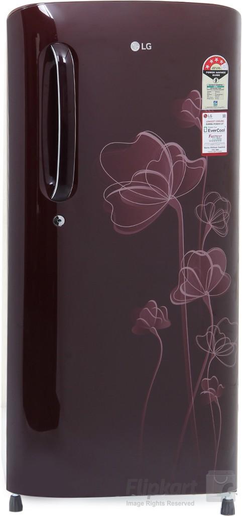 LG Direct Cool Single Door Refrigerator 190 L (LG)  Buy Online