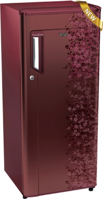 View Whirlpool 230 IMFRESH PRM 4S 215 L Single Door Refrigerator  Price Online