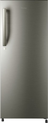 Haier HRD-2157BS-H 195 Litre Single Door Refrigerator