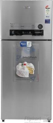 Whirlpool Pro 425 Elite 410 Litres 3S Double Door Refrigerator (Alpha Steel)