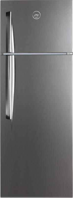 Godrej 290 L Frost Free Double Door Refrigerator(RT EON 290 PD 3.4, Silver Atom)