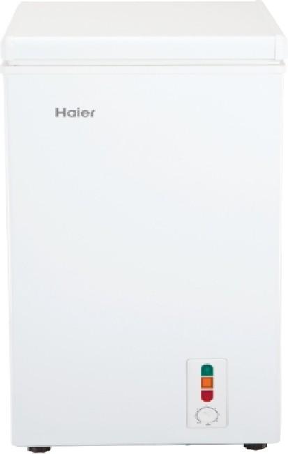 Haier 148 L Direct Cool Deep Freezer Refrigerator(HCF-148H2, White)   Refrigerator  (Haier)