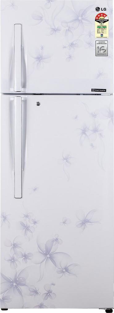 LG GL-P402JDWL 360 L Double Door Refrigerator   Refrigerator  (LG)