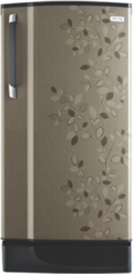 Godrej RD EDGESX 185 CTS 4.2 (Carbon Leaf) 185 Litre Single Door Refrigerator