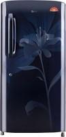 LG 235 L Direct Cool Single Door Refrigerator(GL-B241AMLT, Marine Lily)