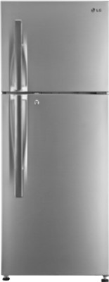 LG GL-T302RPZM 284L Frost Free Double Door Refrigerator