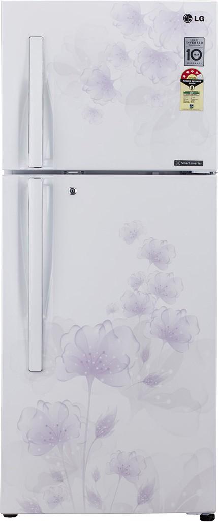 LG GL-D322JPFL 310 L Double Door Refrigerator   Refrigerator  (LG)