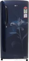 LG 190 L Direct Cool Single Door Refrigerator(GL-B201AMLN, Marine Lily, 2016)