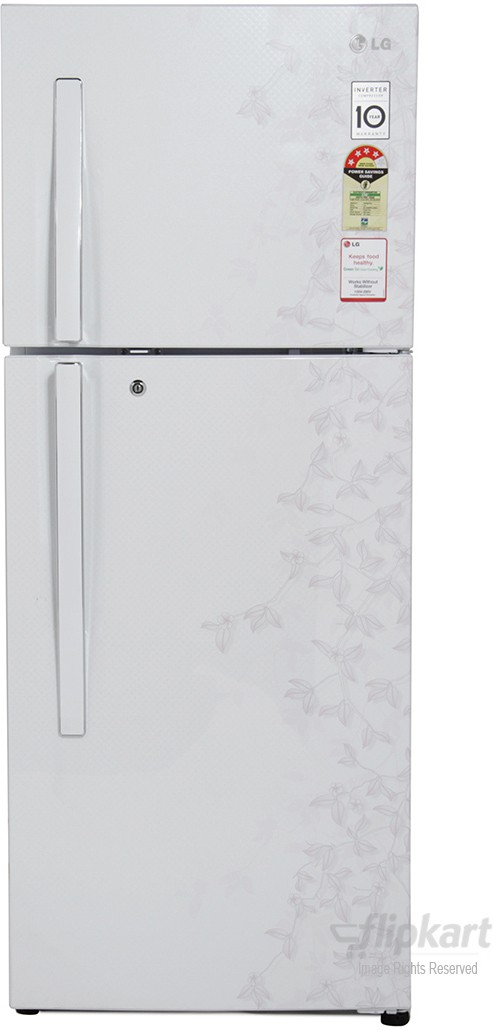 LG GL-D292RPJL 258 L Double Door Refrigerator   Refrigerator  (LG)
