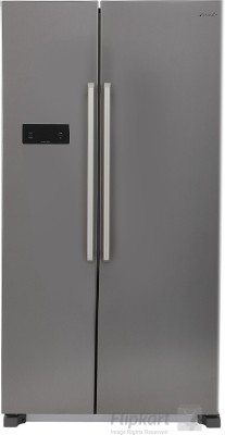 Panasonic NR-BM601MS1N 600 Litres Side by Side Refrigerator