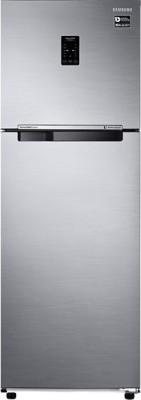 SAMSUNG RT37M5538S8/TL 345Ltr Double Door Refrigerator