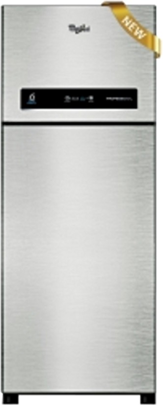 View Whirlpool PRO 495 ELT 3S 480 L Double Door Refrigerator  Price Online