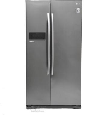 LG GC-B207GLQV/GSQV/GAQV 581 Litres Side By Side Door Refrigerator
