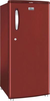 GEM 200 L Direct Cool Single Door Refrigerator (GRD-2204BRWC, Burgundy Red)