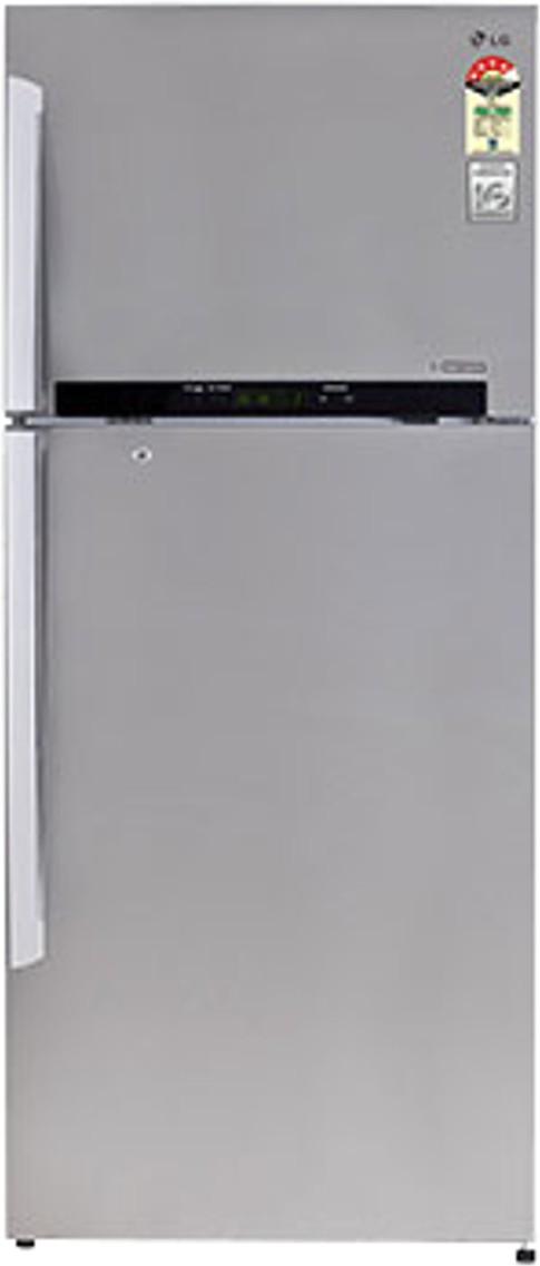 LG GL-M542GNSL 495 L Double Door Refrigerator   Refrigerator  (LG)