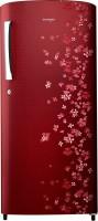 SAMSUNG 212 L Direct Cool Single Door Refrigerator(RR21J2725RY, Sanganeri Ring Red)