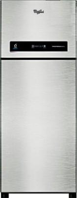 Whirlpool Pro 465 ELT 3S 445 Litres Double Door Refrigerator (Alpha Steel)
