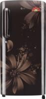LG 190 L Direct Cool Single Door Refrigerator(GL-B201AHAW, Hazel Aster, 2017)
