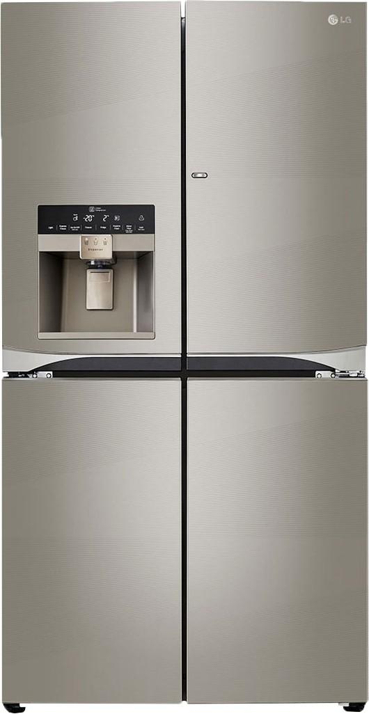 LG GR-J31FWCHL 889 L Side by Side Refrigerator (LG)  Buy Online