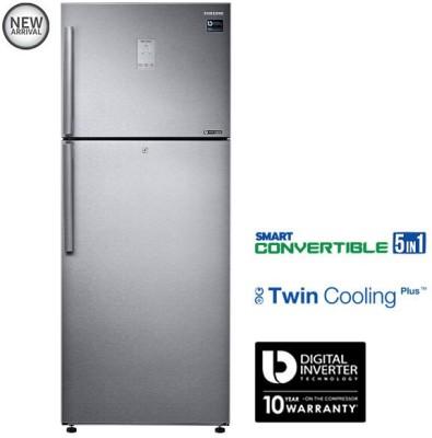 Samsung RT47K6358SL 465 Litre Double Door Refrigerator