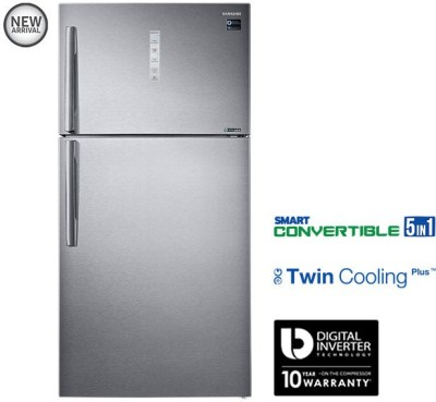 Samsung RT61K7058SL/TL 637 Litres Double Door Refrigerator