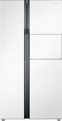 SAMSUNG 591 L Frost Free Side by Side Refrigerator available at Flipkart for Rs.93000